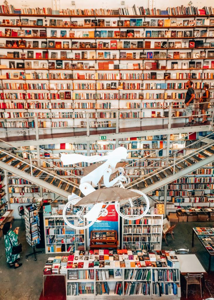 Livraria Ler Devagar in Lisbon